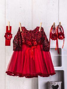 sukienki dla niemowląt
