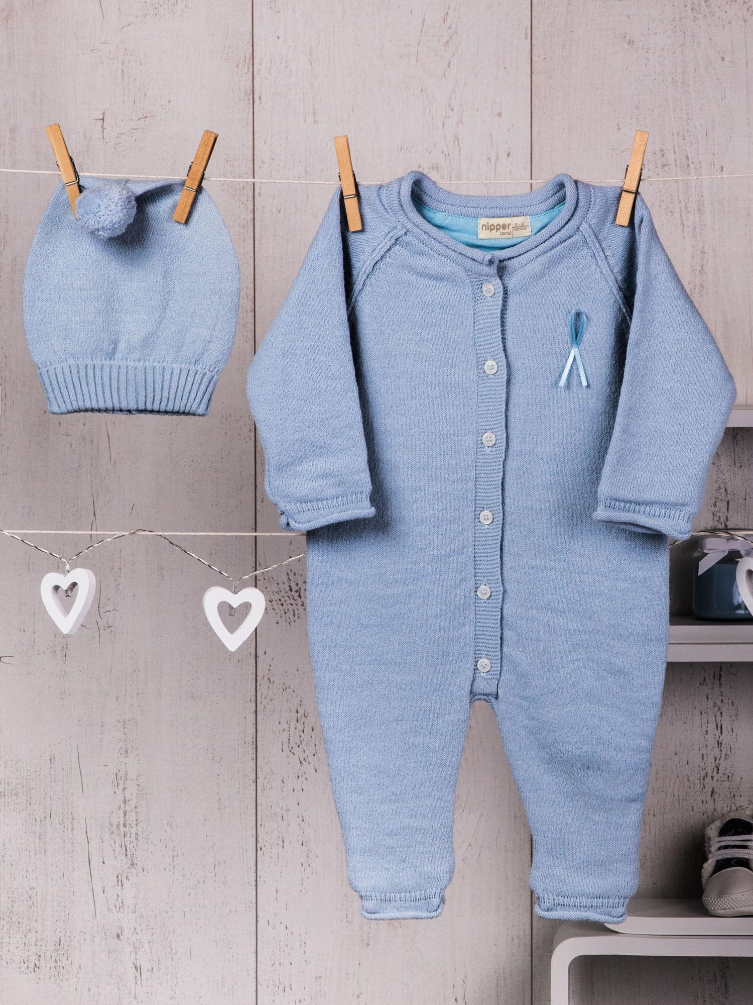 śpioszki dla niemowląt garderoba noworodka