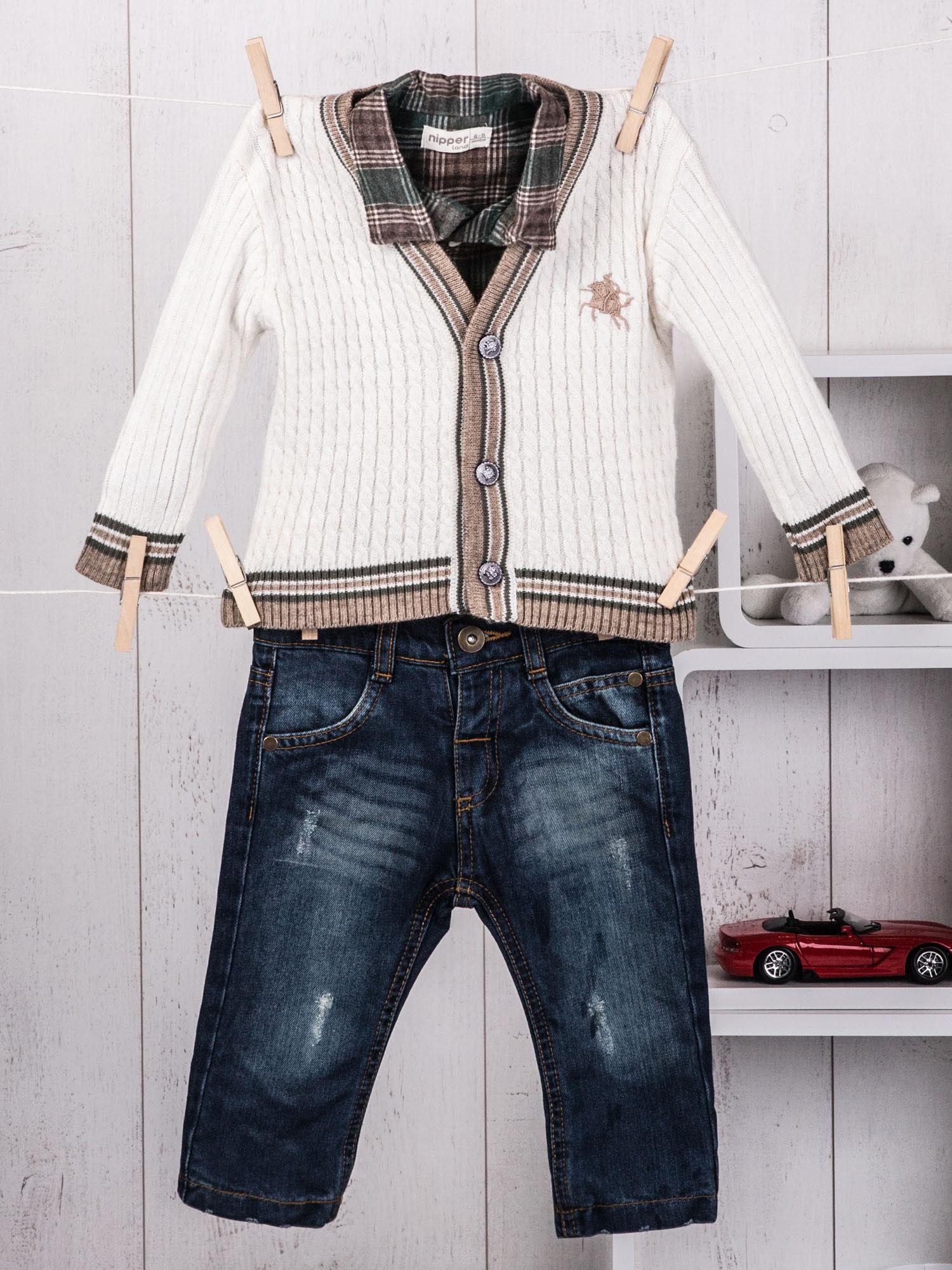 odzież dla chłopców