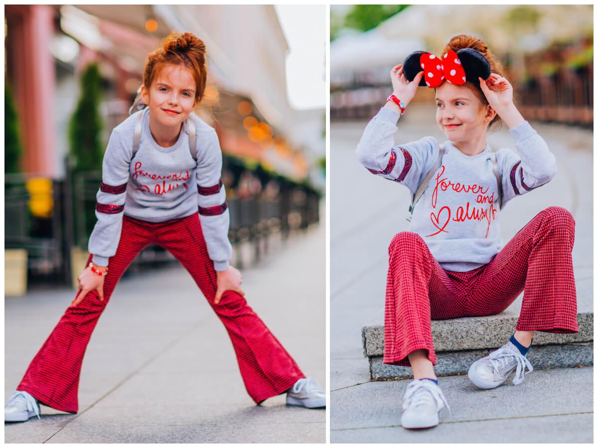 Wyprzedaż dziecięcych ubrań w sklepie online